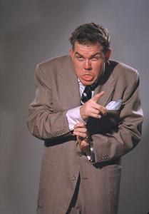 Stan Freberg Impersonating Ed Sullivan 1954 © 1978 Sid Avery - Image 0059_0615