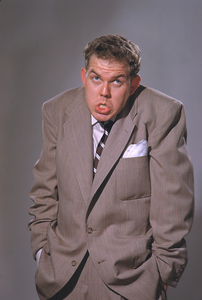Stan Freberg Impersonating Ed Sullivan 1954 © 1978 Sid Avery - Image 0059_0616