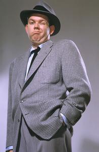 Stan Freberg Impersonating Jack Webb 1954 © 1978 Sid Avery - Image 0059_0620