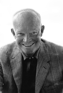 Dwight D. Eisenhower at home in Palm Springs, CA1961 © 1986 Sid Avery - Image 0060_0002