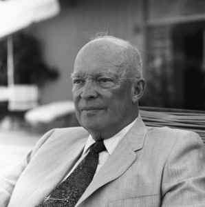 Dwight D. Eisenhower1961© 1978 Sid Avery - Image 0060_0242