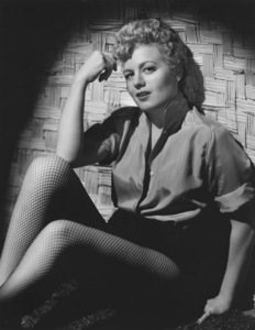 """Shelley Winters from """"I Died a Thousand Times""""1955 Warner BrothersPhoto by Bert Six - Image 0065_1004"""