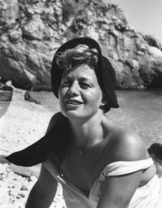 Shelley Winterscirca 1950s © 1978 Sanford Roth - Image 0065_1005