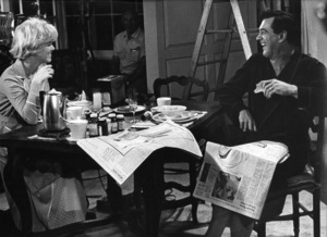 Rock Hudson and Doris Daycirca 1960s © 1978 Leo Fuchs - Image 0067_1123