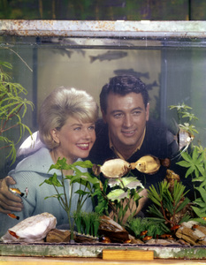 Rock Hudson and Doris Daycirca 1960s © 1978 Leo Fuchs - Image 0067_1128