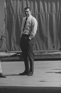Jack Webbcirca 1960sPhoto by Wynn Hammer - Image 0068_1017