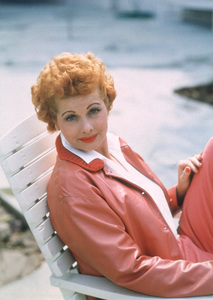 Lucille Ball 1958 © 1978 Sid Avery - Image 0069_0003