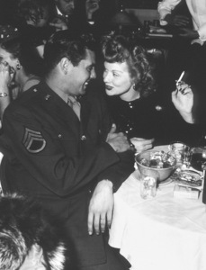 Lucille Ball and Desi Arnaz1945Photo by Bill Dudas - Image 0069_0005