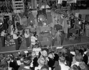"""I Love Lucy""Lucille Ball, Desi Arnaz, Vivian Vance, William Frawley1953© 1978 Sid Avery - Image 0069_0008"
