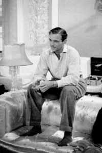 """""""Joy Of Living,""""Douglas Fairbanks, Jr.1938/RKOMPTV/ © 1978 Ned Scott Archive - Image 0069_0015"""