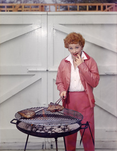 Lucille Ball 1958© 1978 Sid Avery - Image 0069_0105