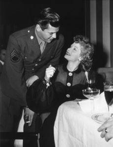 Lucille Ball and Desi Arnaz1942Photo by Bill Dudas - Image 0069_0517