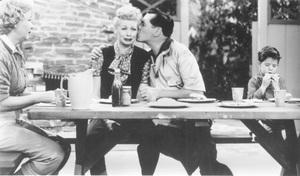 """""""I Love Lucy""""Vivian Vance, Ricky Ricardo, Desi Arnaz, Lucille Ballcirca 1955 - Image 0069_0702"""