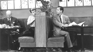 """""""I Love Lucy""""William Frawley, Lucille Ball, Wiliam Holdencirca 1955 - Image 0069_0706"""