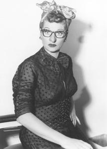 """I Love Lucy""Lucille Ballcirca 1955 - Image 0069_0726"