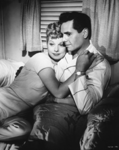 """Lucille Ball and Desi Arnaz """"The Long, Long Trailer""""1954 MGM - Image 0069_0828"""