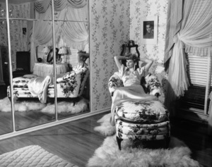 Lucille Ball at home1942 - Image 0069_0835