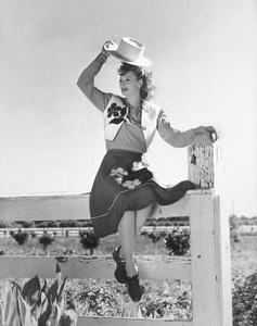 Lucille Ballon Farmcirca 1942 - Image 0069_0886