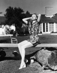 Lucille Ball at home1942 - Image 0069_0889