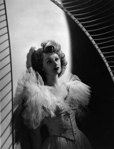 Lucille Ballcirca 1940sPhoto by Laszlo Willinger - Image 0069_1005