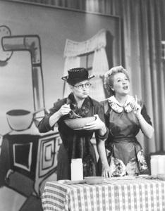 """I Love Lucy""Vivian Vance, Lucille Ballcirca 1955 - Image 0069_1111"