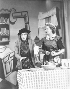 """I Love Lucy""Vivian Vance, Lucille Ballcirca 1955 - Image 0069_1112"