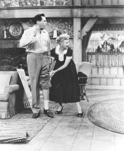 """""""I Love Lucy""""Desi Arnaz, Lucille Ballcirca 1955 - Image 0069_2011"""