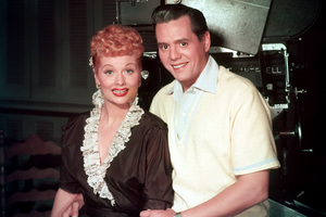Lucille Ball and Desi ArnazC. 1952 © 1978 Glenn Embree - Image 0069_2026