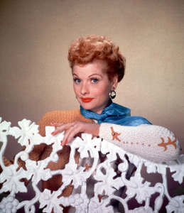 Lucille Ball1954 © 1978 Wallace Seawell - Image 0069_2043