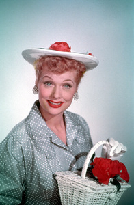 Lucille Ball1954 © 1978 Wallace Seawell - Image 0069_2057