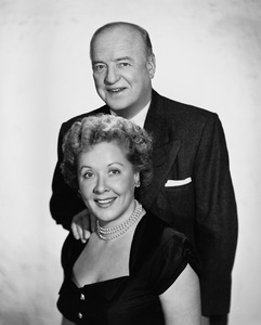 """I Love Lucy""Vivian Vance, William Frawleycirca 1956Photo by Gabi Rona - Image 0069_2079"