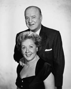 """I Love Lucy""Vivian Vance, William Frawleycirca 1956Photo by Gabi Rona - Image 0069_2079"
