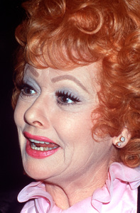 """Lucille Ball at the """"Golden Apple Awards"""" 1973 © 1978 Kim Maydole Lynch - Image 0069_2112"""