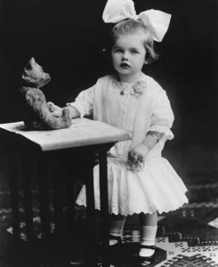 Lucille Ball2 years old1913**I.V. - Image 0069_2126