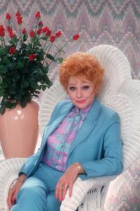 Lucille Ball1986 © 1986 Mario Casilli - Image 0069_2137