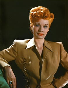 Lucille Ball1944**I.V.  - Image 0069_2140