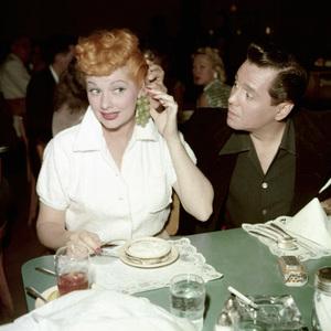 Lucille Ball, Desi Arnazcirca 1951** I.V. - Image 0069_2146