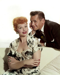 Lucille Ball, Desi Arnazcirca 1957** I.V. - Image 0069_2147