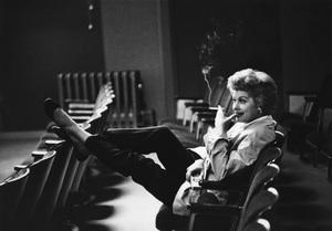 Lucille Ball at a Desilu workshopcirca 1960s © 1978 David Sutton - Image 0069_2172