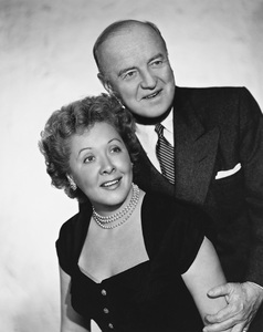 """I Love Lucy""Vivian Vance, William Frawleycirca 1956Photo by Gabi Rona - Image 0069_2178"
