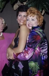 Lucie Arnaz and Lucille Ballcirca 1970s© 1978 Gary Lewis - Image 0069_2198