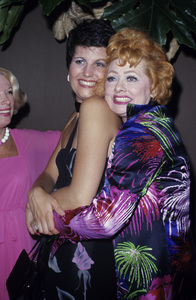 Lucie Arnaz and Lucille Ballcirca 1970s© 1978 Gary Lewis - Image 0069_2198