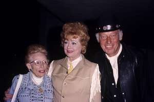 DeDe Ball with her daughter Lucille Ball and Gary Mortoncirca 1970s© 1978 Gary Lewis - Image 0069_2202