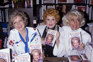Betty White, Lucille Ball and Carol Channing1987© 1987 Gary Lewis - Image 0069_2203