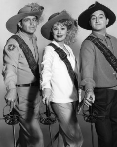 Andy Griffith, Lucille Ball and Danny Thomas1965© 1978 John Engstead - Image 0069_2212