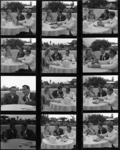 Lucille Ball, Desi Arnaz and Hoagy Carmichael circa 1960s© 1998 Ken Whitmore - Image 0069_2215