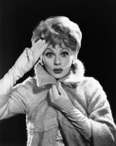 """Lucille Ball from """"The Lucy Show""""1965 Photo by Gabi Rona - Image 0069_2219"""