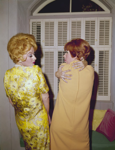 Lucille Ball and Carol Burnettcirca 1960s** H.L. - Image 0069_2236