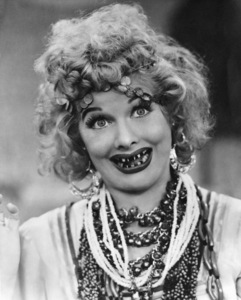 """""""I Love Lucy"""" (Episode: The Operetta)Lucille Ball1952** I.V. - Image 0069_2239"""