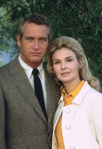 Paul Newman & Joanne Woodward,1968. © 1978 David Sutton - Image 0070_2057